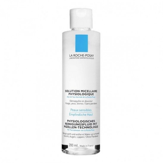 La Roche Posay solution micellaire physiologique 200ml