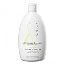 Aderma gel moussant apaisant 500ml