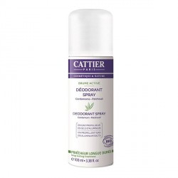 Cattier déodorant spray 100ml