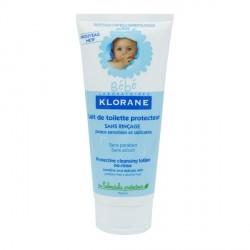 Klorane Bébé lait hydratant 200ml