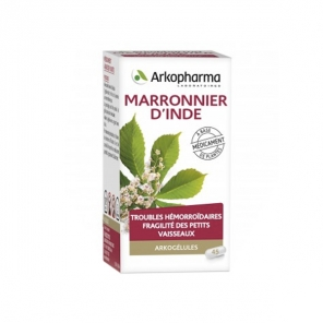 Arkopharma Arkogélules Marronnier d'Inde 45 gélules