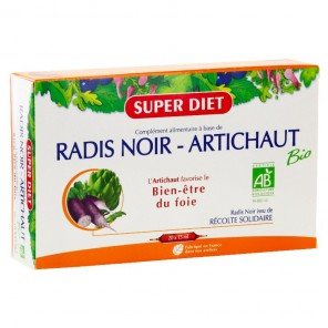 SUPER DIET RADIS NOIR/ART AMP20