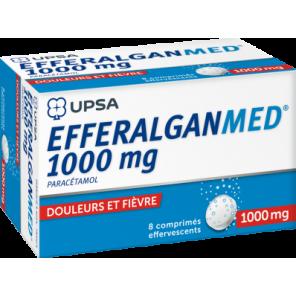 EFFERALGANMED 1000MG C.EFFV T8