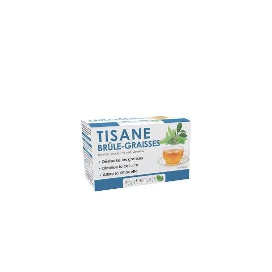 TISANE BRULE GRAISSES 20 SACHETS