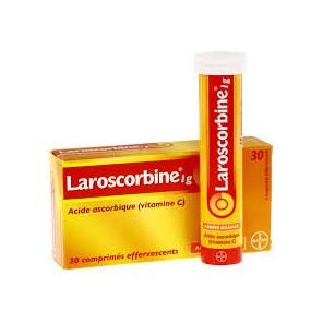 LAROSCORBINE S.SUC 1G CPR 15