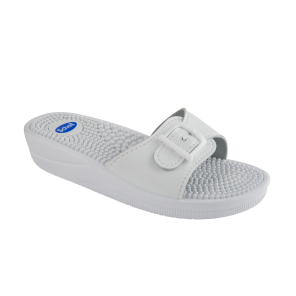 SCHOLL FITNESS MASSAGE SANDAL BLC 36