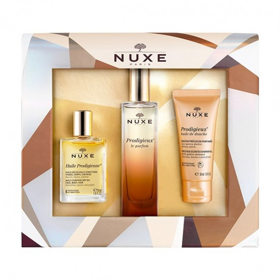 Nuxe coffret parfum prodigieux Noël 2018