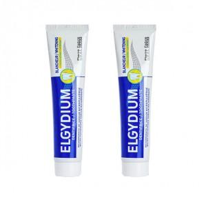 Elgydium blancheur dentifrice 75mlx2