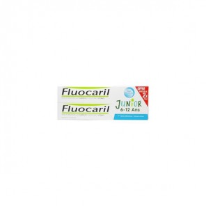 Fluocaril junior 6-12 ans 2x75ml