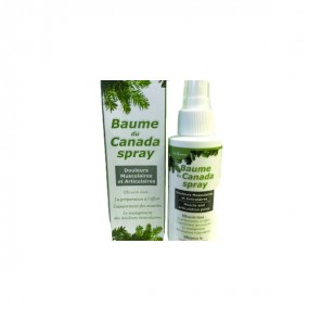 Baume du canada spray 120ml