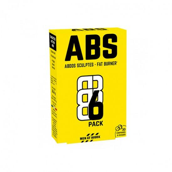 3 Chênes ABS abdos sculpt comprimés x30