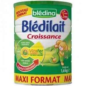 BLEDILAIT CROISSANCE 1,6KG