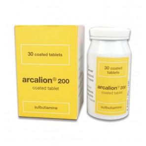 ARCALION 200MG CPR FL30