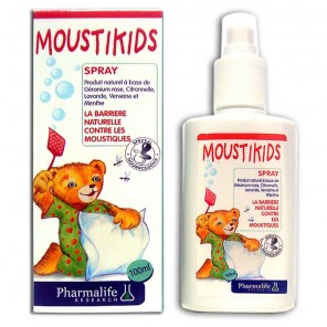 MOUSTIKID ANTI MOUSTIQUE BB SPRAY
