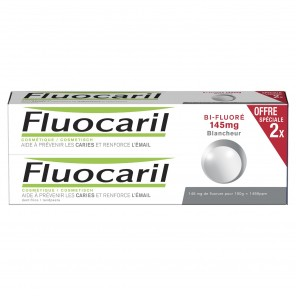 FLUOCARIL B-FLUO 145 MG BLANCH PATE2X75ML