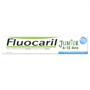FLUOCARIL J DENT BUB6/12 75ML1