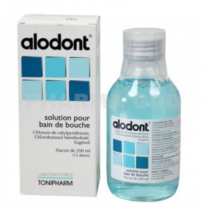 ALODONT BAIN BCHE FP200ML +GOD