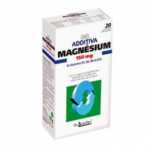 ADDITIVA MAGNESIUM CPR EFF B/20