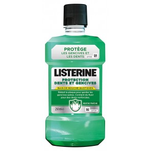 LISTERINE PROTECT DENTS GENCIVE FL500ML