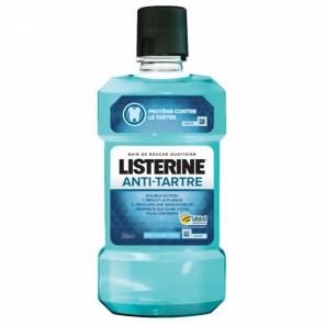 LISTERINE ANTI-TARTRE FLACON 500 ML