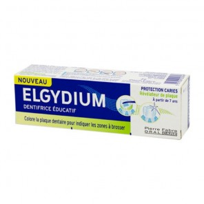 ELGYDIUM DENT REV PLAQ TB50ML1