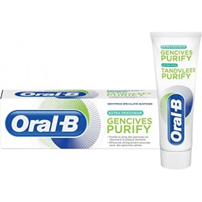 ORAL B DENT GENV PURIF TB75ML1