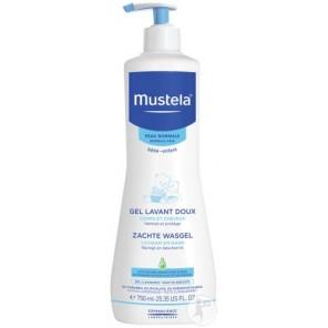 Mustela gel lavant doux 750 ml