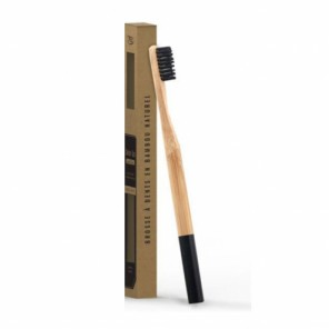 BROSSE A DENTS BAMBOU CHARBON/COCO
