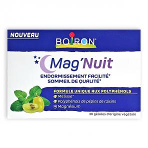 BOIRON MAG'NUIT GELULES bt 30