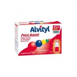 ALVITYL RESISTX8 FIOLES