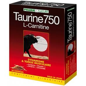 PHARMNAT TAURINE 20 AMP