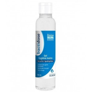 BACTIDOSE GEL HYDRO 100ML