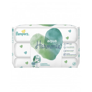 PAMPERS LING HARMONIE 3X48