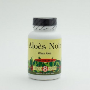 ALOES NOIR GELULES B/100