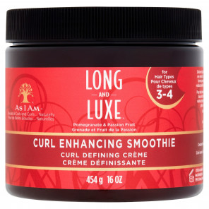 AS I AM LOG LUXE CURL SMOOTHIE