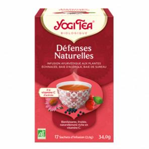 YOGI TEA DEFENSES NATUR SACH 17
