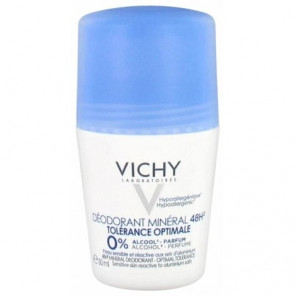 VICHY DEO MINERAL ROLL ON TOLERANC 50ML