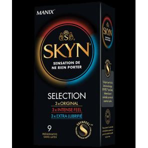 MANIX SKYN SELECTION PRESERV 9