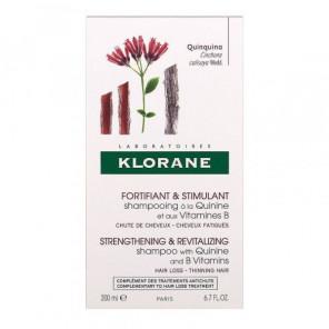 KLORANE SHA QUIN FL200ML BT