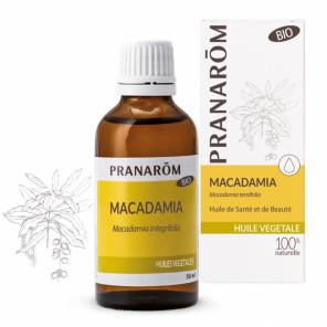 PRANAROM H V BIO MACADAMIA 50ML