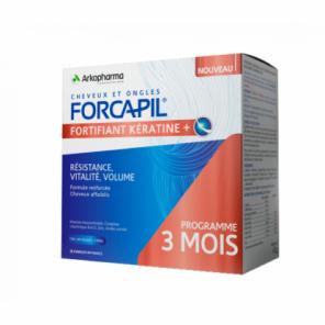 FORCAPIL FORTIFIANT KERATINE 180GEL