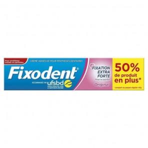 FIXODENT FIXATION FORTE ORIGINAL 50/