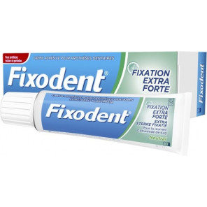 FIXODENT FIXATION EXTRA FORTE NEUTRAL