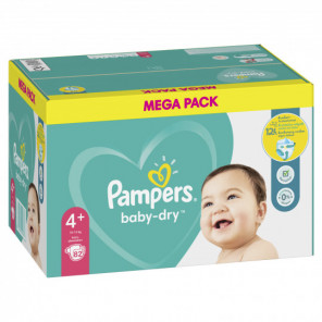 PAMPERS BDRY MP 4 X82