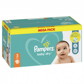 PAMPERS PREMIUM PROTECTION T3 6-10KG X102