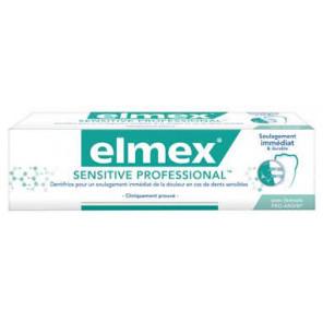 ELMEX SENS PRO DENT TB75ML 1