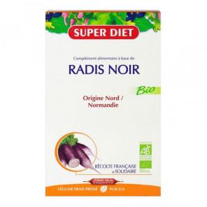 SUPER DIET JUS RADIS NOIR BIO AMP20