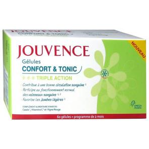 JOUVENCE CONFORT & TONIC 60GELULES