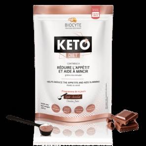 BIOCYTE KETO DIET CHOCOLAT NOIR 280 GR