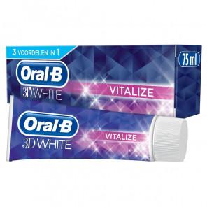 ORAL B 3DWHITE VITALIZE 75ML